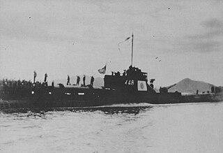 Japanese submarine <i>I-48</i>