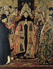 Consagració de Sant Agustí
