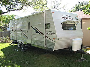 Jayco Jay Flight travel trailer.jpg