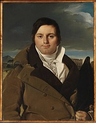 Jean-Auguste-Dominique Ingres: Portrait de Joseph-Antoine Moltédo