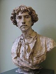 buste of Charles Garnier