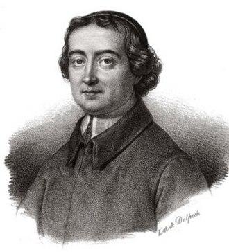 Jean Baptiste Massillon - Bishop Jean-Baptiste Massillon, Cong. Orat.