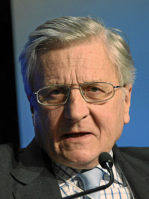 President of the European Central Bank - Image: Jean Claude Trichet World Economic Forum Annual Meeting Davos 2010