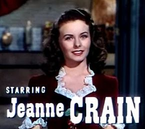Description de l'image  Jeanne Crain in State Fair trailer.jpg.