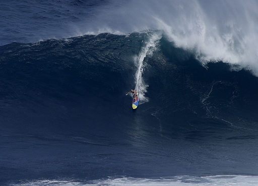 Jeff Rowley Jaws Peahi Maui Paddle In Big Wave Surfing Red Bull Jaws 5