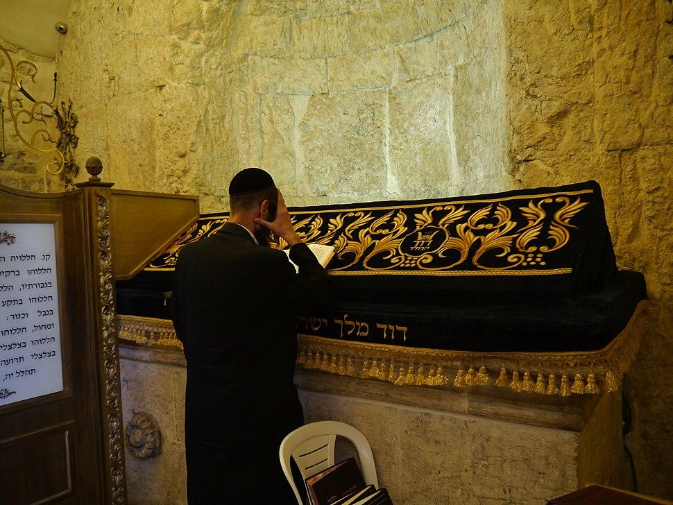 Jerusalem Grab König Davids 2