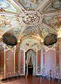 Jesi, palazzo pianetti, galleria degli stucchi rococò, 24,0.jpg