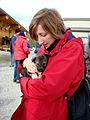 Jessica & Her Puppy... (2549739263).jpg