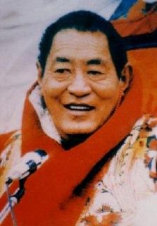 Jigme Phuntsok Tibetan lama