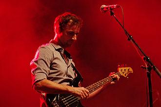 James (band) - Jim Glennie