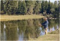 Jimmy Carter fishing in the Grand Tetons, WY - NARA - 180979.tif