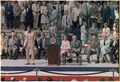 Jimmy Carter gives a speech in New York City at a bill signing for the New York City Loan Guarantee Act of 1978. - NARA - 180675.tif