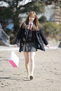 School uniforms in South Korea