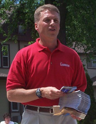 Joe Leibham - Image: Joe Leibham June 2008