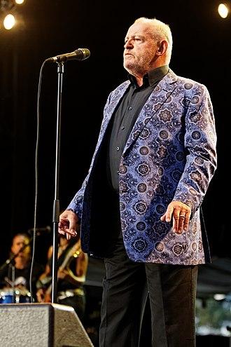 Joe Cocker - Joe Cocker at the Festival du Bout du Monde in Crozon, France August 2013