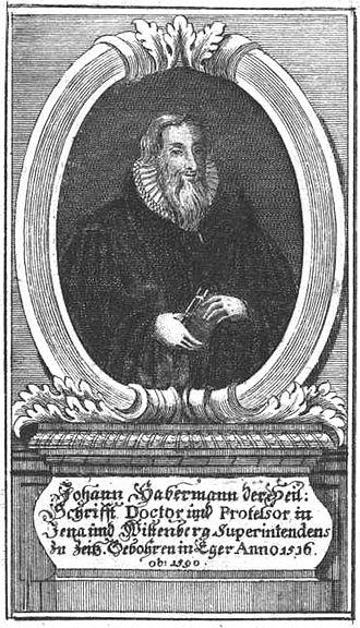 Elsterberg - Johann Habermann