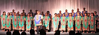 International Churches of Christ - The Johannesburg Church of Christ Choir