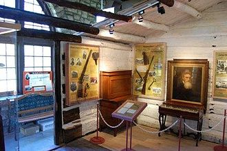 Osawatomie, Kansas - John Brown Museum (2008)