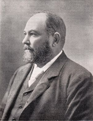 Premier of Western Australia - Image: John Forrest