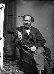 John Griffith (Y Gohebydd, 1821-77)