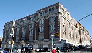 John Jay Educational Campus (Brooklyn) - The school in 2012