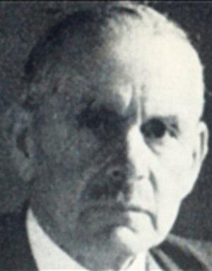 Comber - John Miller Andrews