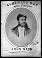 John Nash, Laughing gas, or A night at the polytechnic Wellcome L0028278.jpg