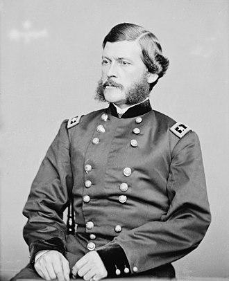 Appomattox Campaign -  Major General John G. Parke