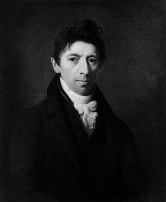 John Thelwall - John Thelwall, depicted by John Hazlitt