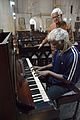 Johnny Purty Plays Hamilton Piano - St Johns Church - Kolkata 2016-01-15 8568.JPG