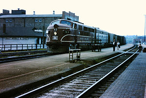 EMD F2 - Image: Joliet CRIP Aug 1963 3 16