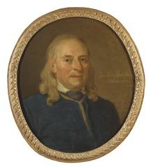 Portrait of Jon Bengtson i Ströby, 1719-1797