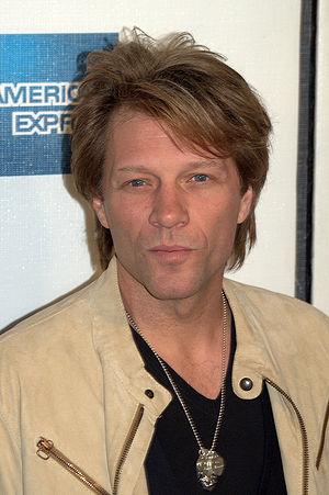 Jon Bon Jovi at the 2009 Tribeca Film Festival