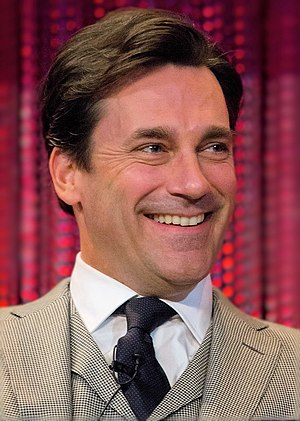 Jon Hamm - Hamm at PaleyFest in 2014