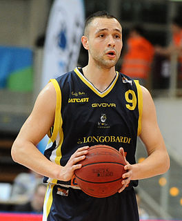 Jonathan Tavernari Brazilian-Italian professional basketball player