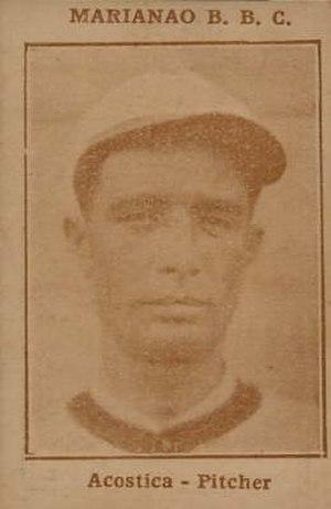 José Acosta (baseball) - Image: José Acosta (baseball)