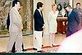 José María Aznar asite a la toma de posesión de Josep Piqué como portavoz del Gobierno. Pool Moncloa. 16 de julio de 1998.jpeg