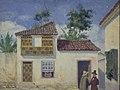 José Wasth Rodrigues - Casas Velhas de Santos, 1826, Acervo do Museu Paulista da USP.jpg