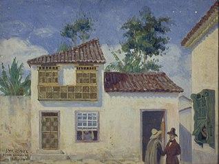 Casas Velhas de Santos, 1826