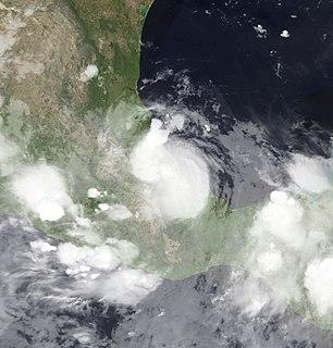 Tropical Storm Jose (2005) Atlantic tropical storm in 2005