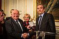 Joseph Daul remise médaille honneur ville de Strasbourg 26 février 2014.jpg
