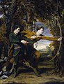 Joshua Reynolds; Colonel Acland and Lord Sydney, 'The Archers', 1769.jpg