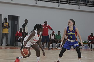 Cameroon womens national basketball team