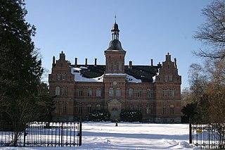 Rosenfeldt Danish manor house