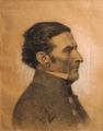 Juan Manuel Blanes - José Artigas, estudios de perfil y tres cuartos de frente. p.102.png