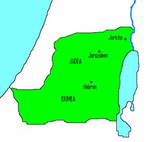 Hyrcanus II - Roman Judea under Hyrcanus II