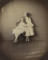 Julia and Ethel Arnold in1872 by Lewis Carroll.png