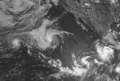 July 21, 2016, Eastern Pacific tropical cyclone outbreak.png