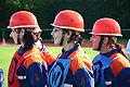 Junge Feuerwehrfrauen von der freiwilligen Feuerwehr Nieder-Kainsbach.jpg