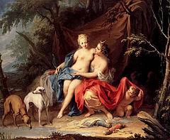 Calisto (mitología) - Wikipedia, la enciclopedia libre